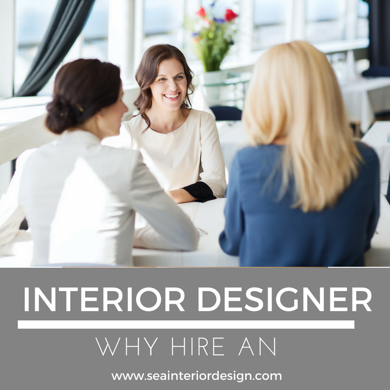 Why hire an interior designer sea interior design Hire interior designer student
