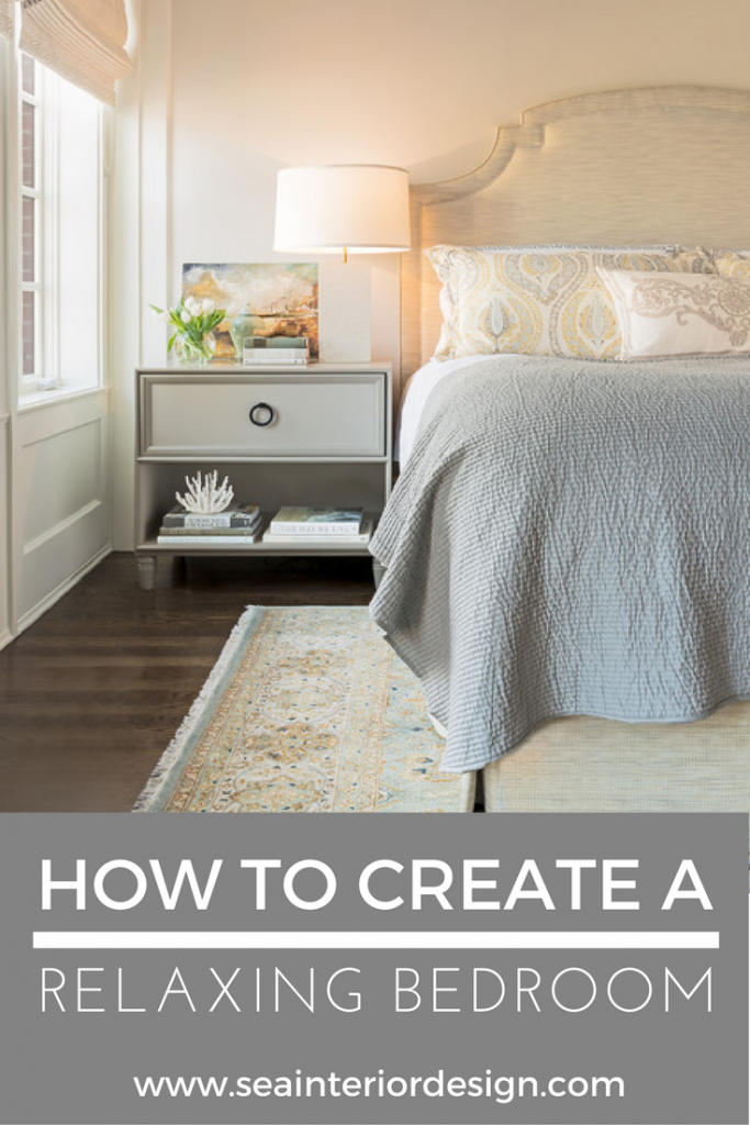 How To Create A Relaxing Bedroom