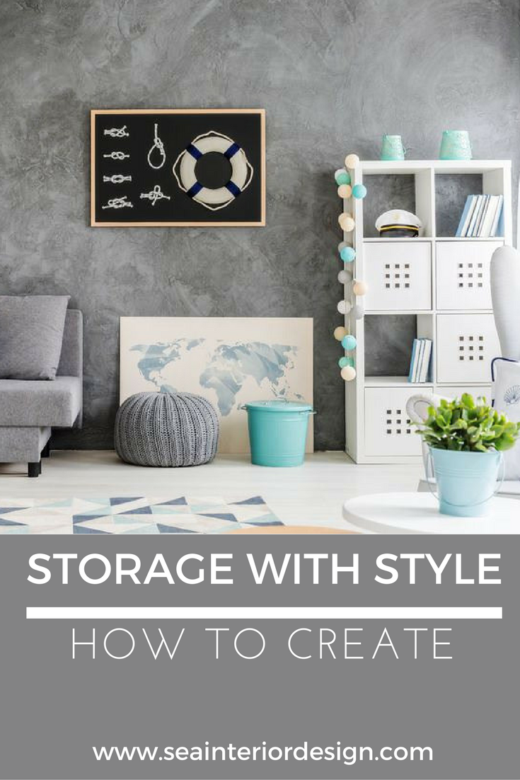 How To Create Storage With Style