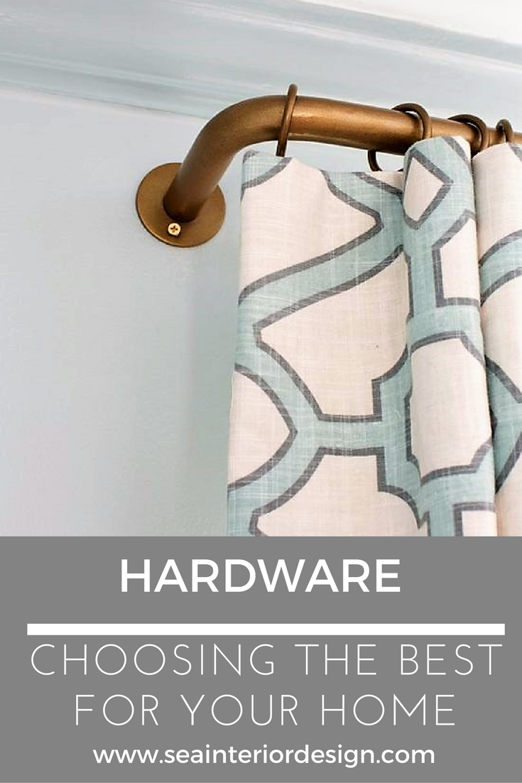 How To Choose The Best Hardware In Interior Design