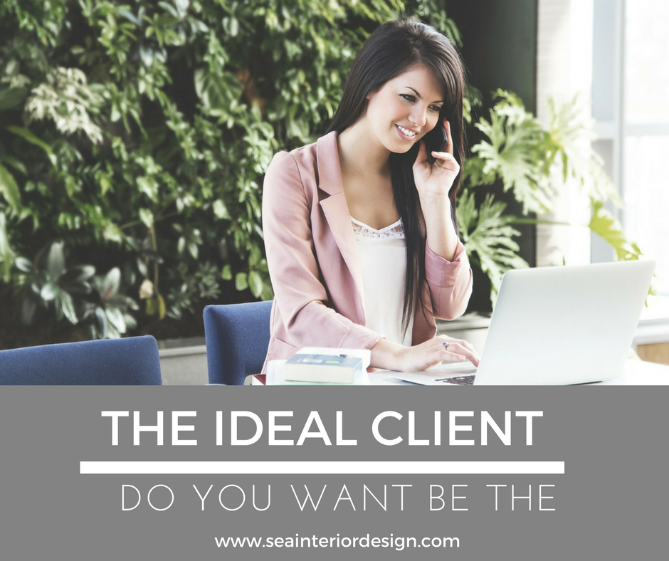 Do you want to be the ideal client sea interior design - What do you need to be an interior designer ...