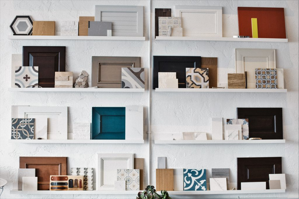 DISPLAY WALL 9 17 - How To Deal With Challenges In Interior Design