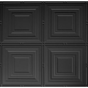 "matte black global specialty products drop ceiling tiles 320 19 64 1000 300x300 - ""A Creative Life Is An Amplified Life"" E.G."