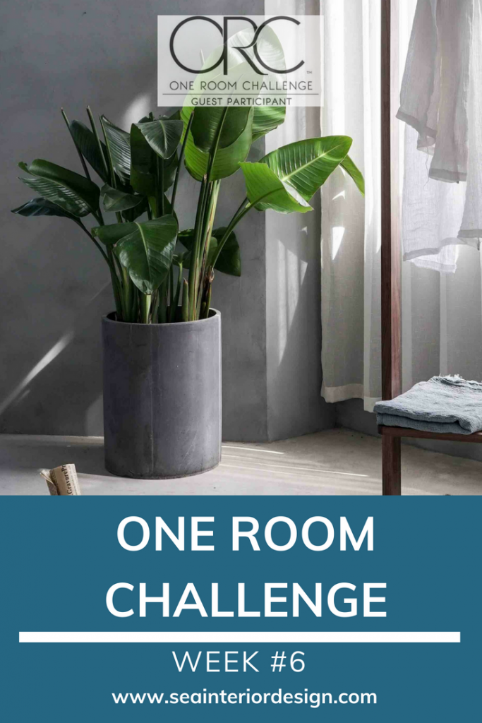 The Grand Finale Of Our One Room Challenge